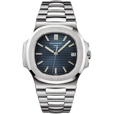 Patek Philippe Nautilus with Blue Dial