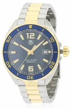 Tag Heuer Formula 1 Two-Tone Mens Watch WAZ1120.BB0879