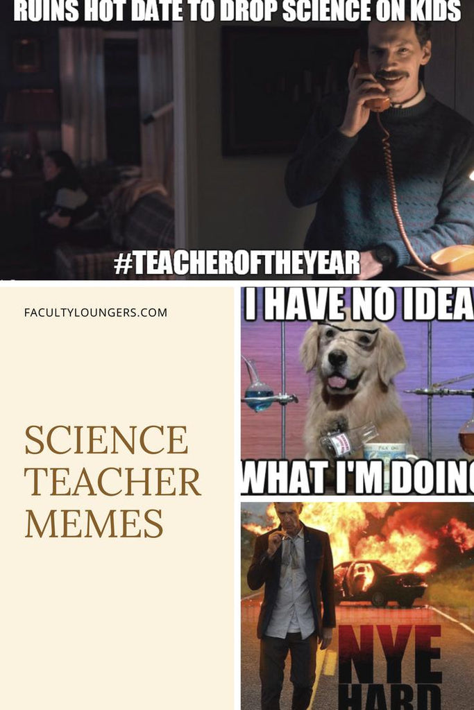 21 Best Science Teacher Memes
