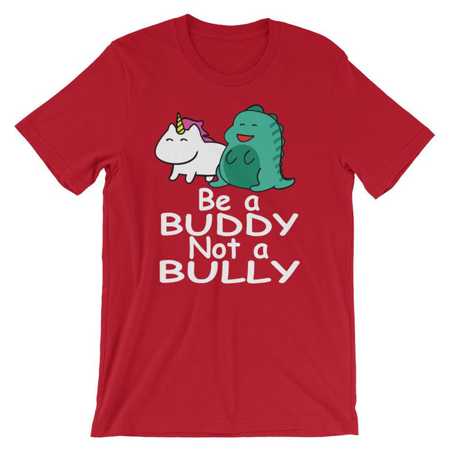 1815dd6f Anti-Bullying Shirt for Teachers - Be a Buddy Not a Bully | Faculty  Loungers Gifts for Teachers