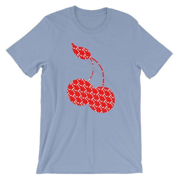Cherry Pi Shirt for Pi Day - Math Teacher Gift Idea-Faculty Loungers