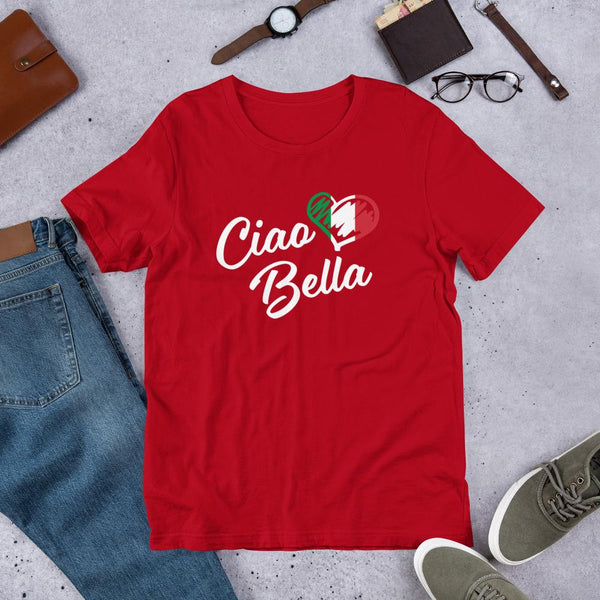 Ciao Bella Shirt for Italian Teachers-Faculty Loungers