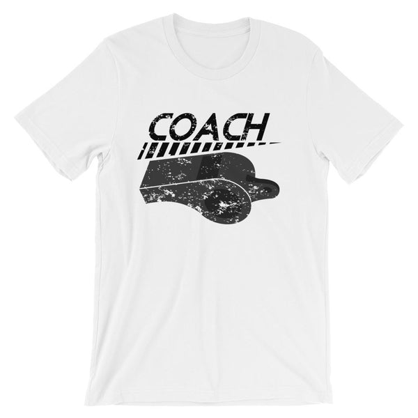 Coach Shirt w/Whistle - Coach Gift Idea-Faculty Loungers