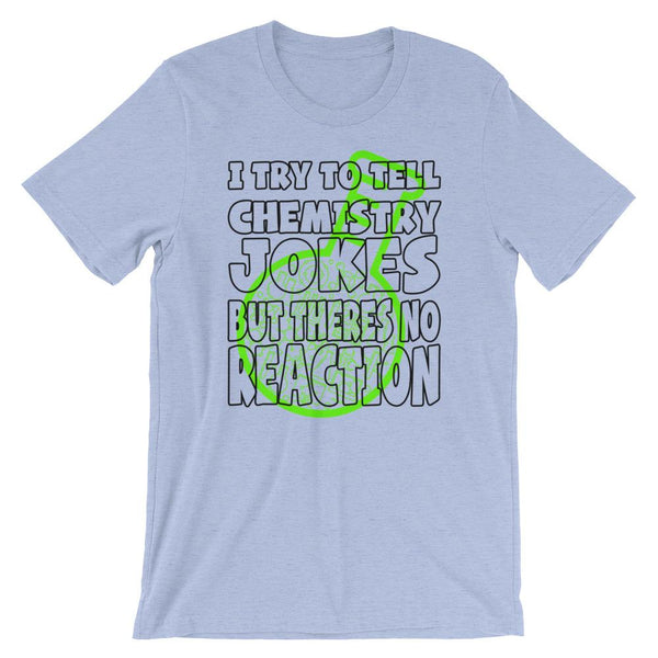 Corny Science Pun Shirt for Chemistry Teachers and Science Geeks-Faculty Loungers