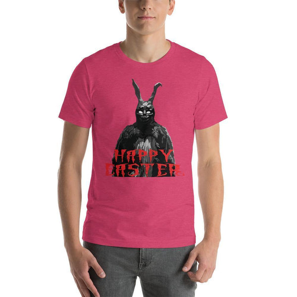 Creepy Easter Bunny Shirt, Donnie Darko Bunny, Scary Easter Bunny, Easter Bunny Shirt, Adult Easter Shirt, Funny Easter Gift-Faculty Loungers