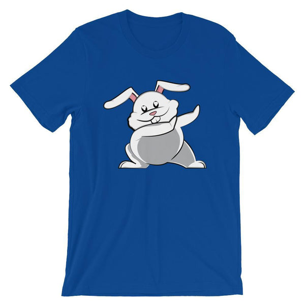 Cute Dabbing Easter Bunny T-Shirt-Faculty Loungers