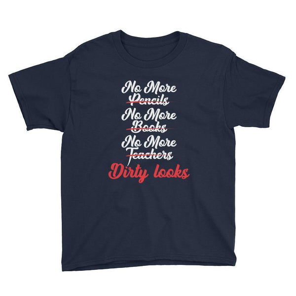 Cute Last Day of School Rhyme Shirt for Students-Kid's Shirt-Faculty Loungers Gifts for Teachers