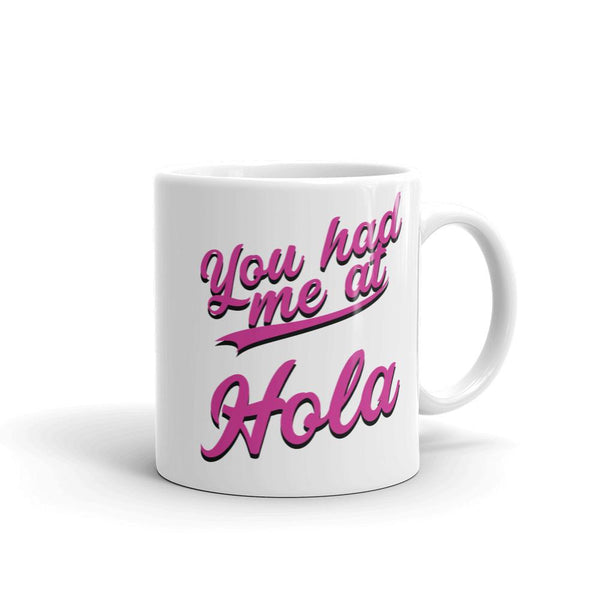 Cute Spanish Teacher Gift - You Had Me at Hola-Faculty Loungers