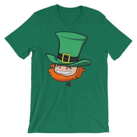 Cute St Patrick's Day Leprechaun Shirt, SFW for Teachers-Faculty Loungers