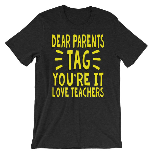 Funny End of the Year Teacher Shirt-Faculty Loungers