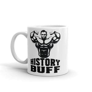 Funny History Buff Gift - Abraham Lincoln Mug-Faculty Loungers