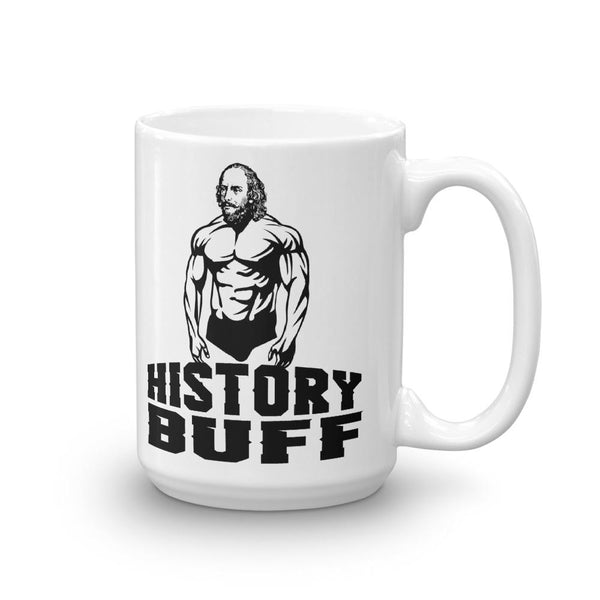 Funny History Buff Gift - Jacked William Shakespeare-Faculty Loungers