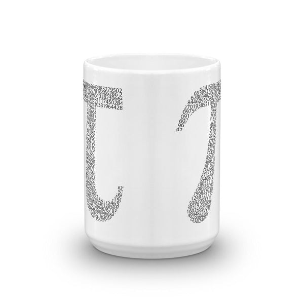 Funny Pi Day Mug, Pi Coffee Mug Math Teacher Gift Idea-Faculty Loungers