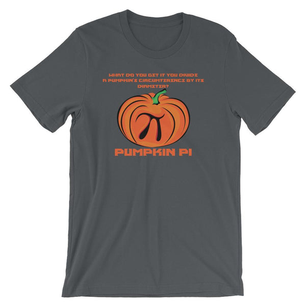 Funny Pi Day Tee Shirt, Math Science Pumpkin Pi Joke shirt for teachers and nerdy gifts 3.14-Faculty Loungers