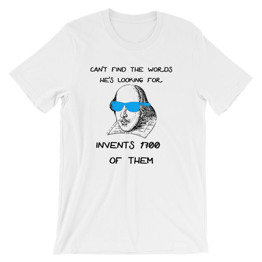 5a3a42e440 Funny Shakespeare English Teacher Shirt | Faculty Loungers Gifts for ...