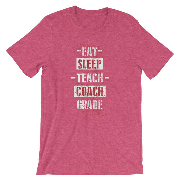 Funny Shirt for Teachers that also Coach-Faculty Loungers