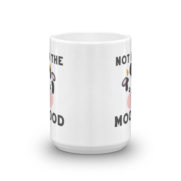 Funny Teacher Mug - Not in the Mood Coffee Mug-Faculty Loungers