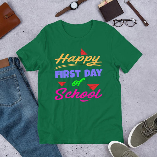 Happy First Day of School-Faculty Loungers