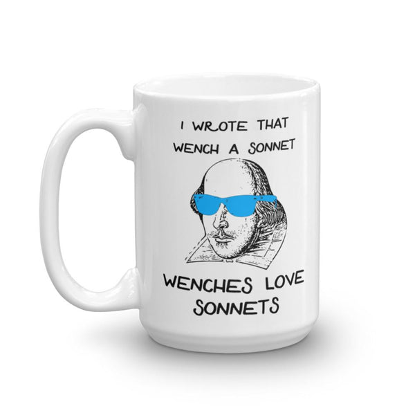 Hey Girl Shakespeare Meme Mug, English Teacher Gift Idea, English Teacher Coffee Mug