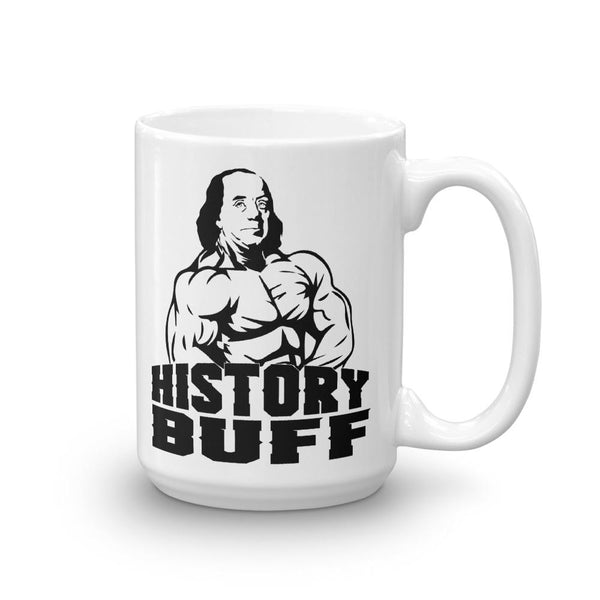 History Buff Gift - Benjamin Franklin MUg-Faculty Loungers