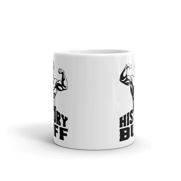 History Buff Gift - Julius Caesar Mug-Faculty Loungers