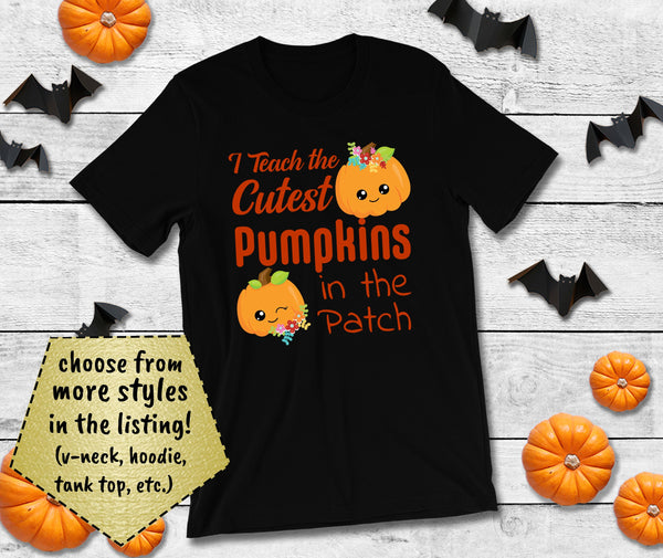 I Teach the Cutest Pumpkins in the Patch-Faculty Loungers