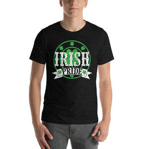 Irish Pride Shirt, St Patricks Day T-Shirt, Men's St Patty's Day Shirt, Women's St Paddy's Day Tee, Unisex Irish Shirt, Shamrocks Shirt