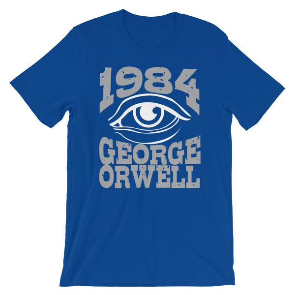 Literature Shirt - 1984 by George Orwell-Faculty Loungers