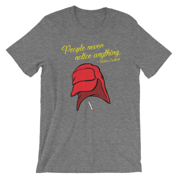 Literature Shirt - Catcher in the Rye - Holden Caulfield Quote-Faculty Loungers