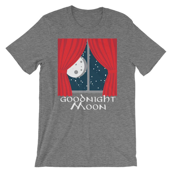 Literature Shirt - Goodnight Moon-Faculty Loungers