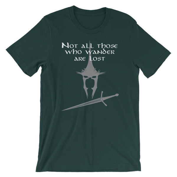 Literature Shirt - Lord of the Rings - J. R. R. Tolkien-Faculty Loungers