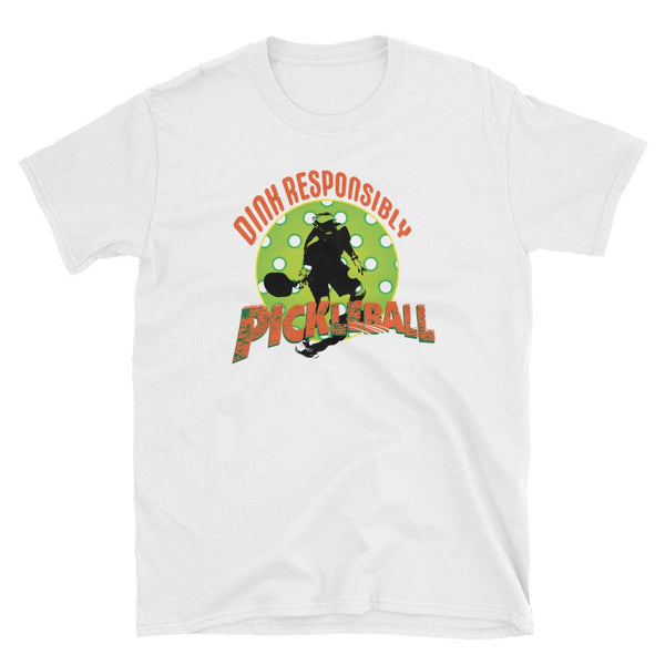 PickleBall Shirt for Gym Teachers-Faculty Loungers