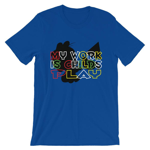 Preschool or Kindergarten Teacher Child's Play Shirt-Faculty Loungers