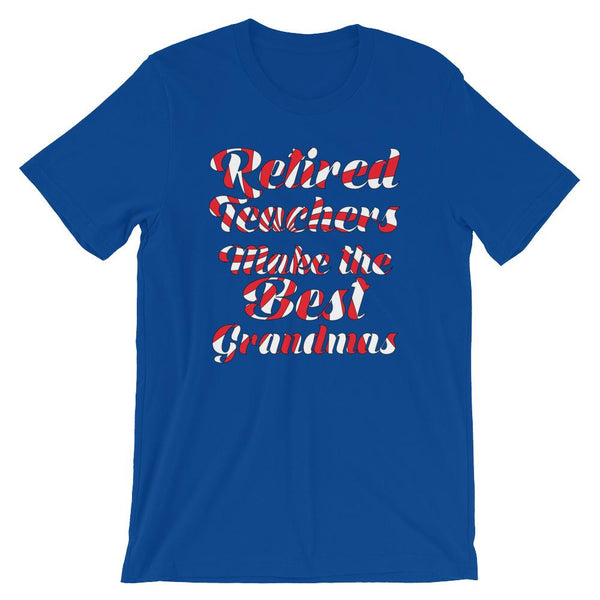 Retired Teacher Shirt for Grandmothers-Faculty Loungers