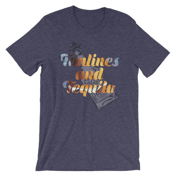 Spring Break T-Shirt - Tanlines and Tequila-Faculty Loungers