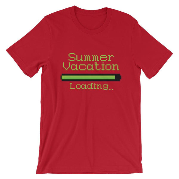 Summer Vacation Loading - End of the Year Shirt-Faculty Loungers