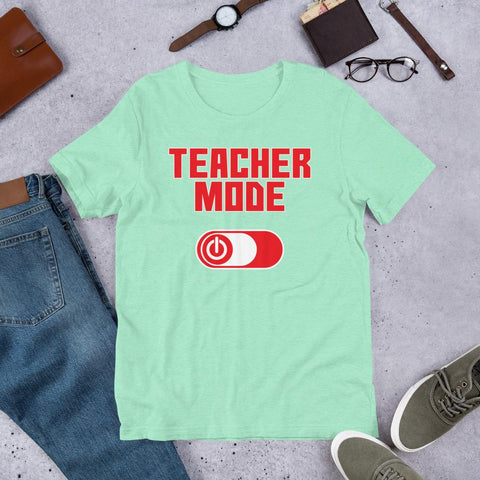 Teacher Mode Off - Phone Power Button