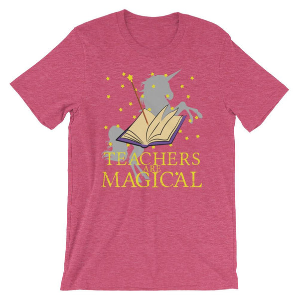 Teachers are Magical...like Unicorns - Gift for your Favorite Teacher-Faculty Loungers