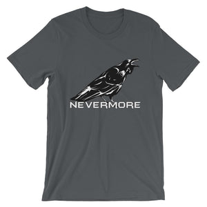 The Raven Nevermore Shirt-Faculty Loungers