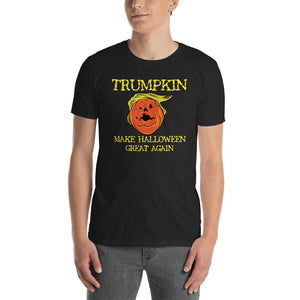 Trumpkin Make Halloween Great Again Trump Shirt-Faculty Loungers