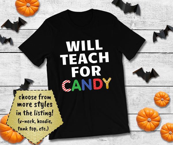 Will Teach for Candy-Faculty Loungers
