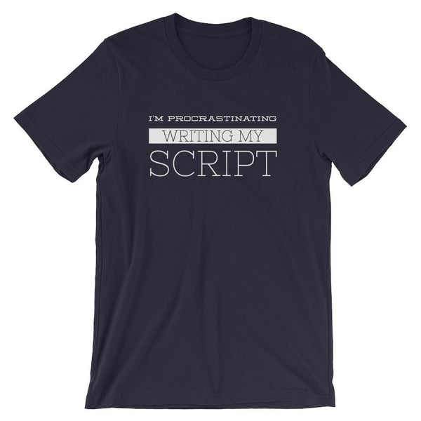 Writer Procrastination Shrit-Faculty Loungers
