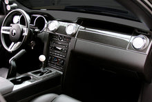 Interior Dash Kit-Ford Mustang 2005-2009 LHD Dash Trim Kit (Upgrade Kit, 2DR, Lower Dash Trim, 5 Pcs)