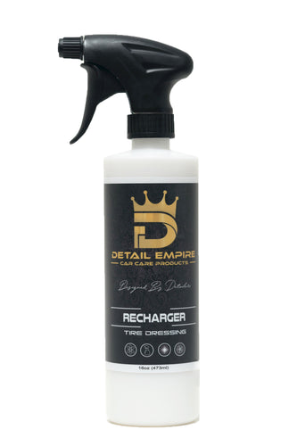 Detail Empire-Recharger - Power Gloss Dressing (free mf applicator)