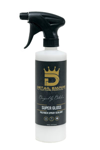 Detail Empire-Super Gloss - Polymer Sealant Spray