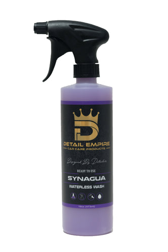 Detail Empire-Synagua Waterless Wash