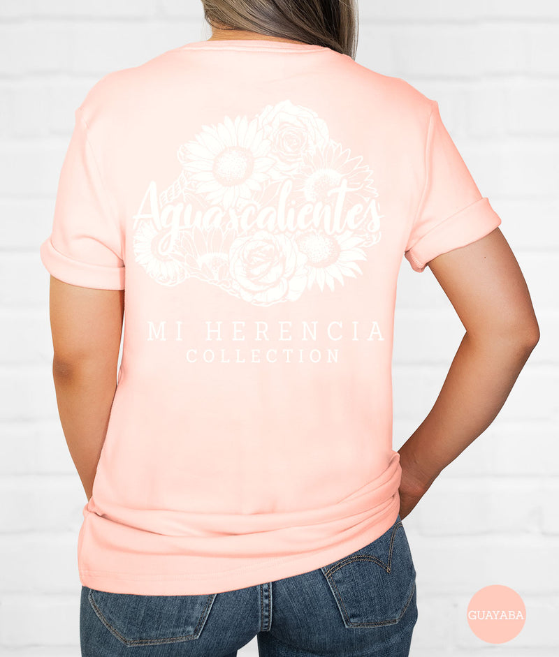 Aguascalientes Country Short Sleeve Pocket Tee