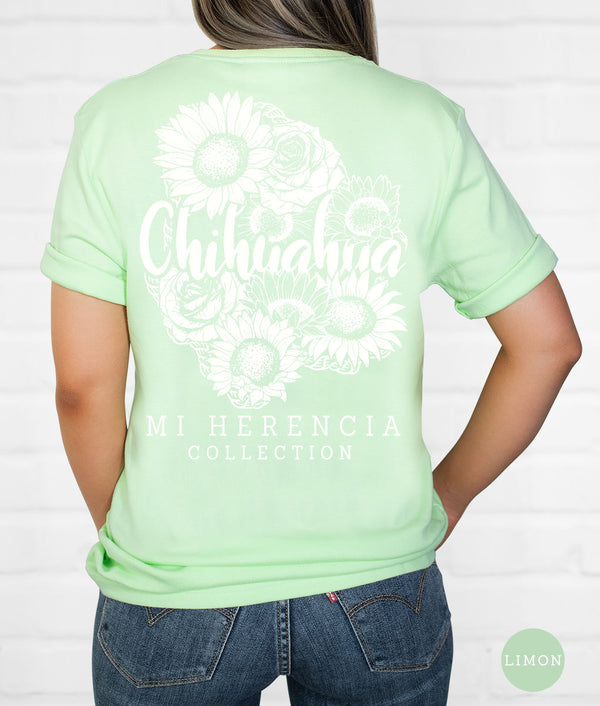 Chihuahua Country Short Sleeve Pocket Tee
