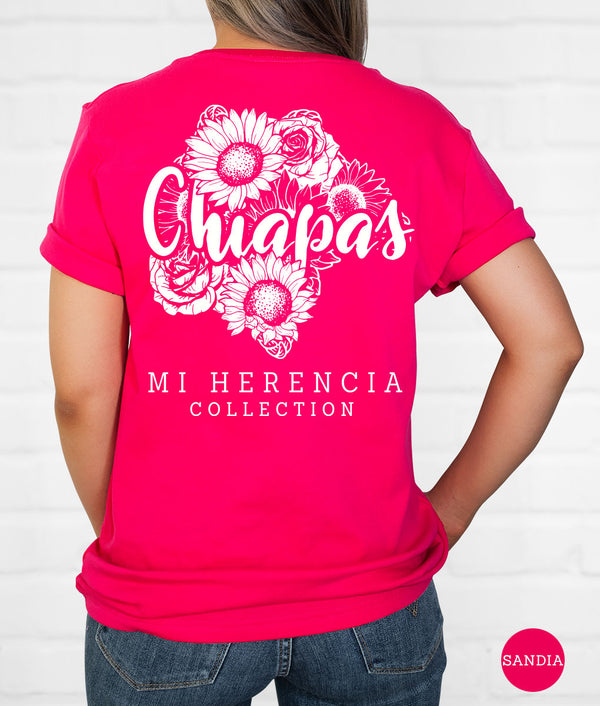 Chiapas Country Short Sleeve Pocket Tee
