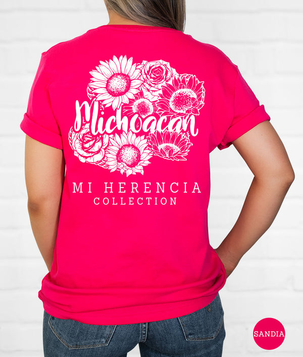 Michoacan Country Short Sleeve Pocket Tee